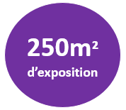 250m² expo