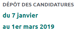 Candidatures