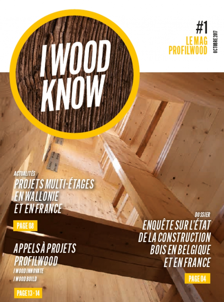 I Wood Know #1 - le mag ProFilWood