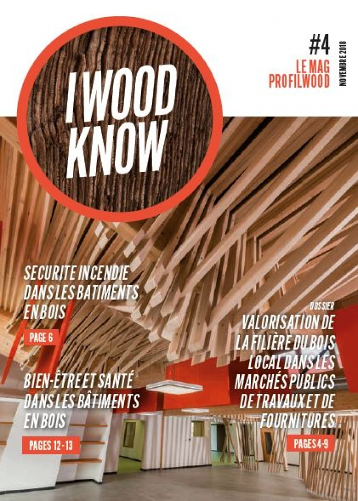 I Wood Know #4 - le mag ProFilWood
