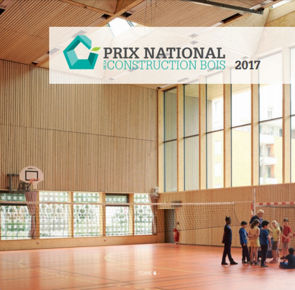 Prix National de la Construction Bois 2017